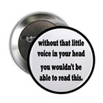 Little Voice In Your Head 2.25
