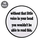 Little Voice In Your Head 3.5