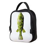 Northern Puffer c Neoprene Lunch Bag