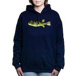 Northern Puffer c Women's Hooded Sweatshirt
