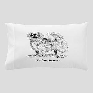 Tibetan Spaniel Pillow Case