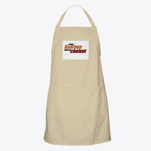 BBQ Bourboun/Cholent Apron