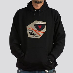 Crazy Rice Lover Hoodie