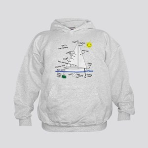 The Well Rigged Kids Hoodie