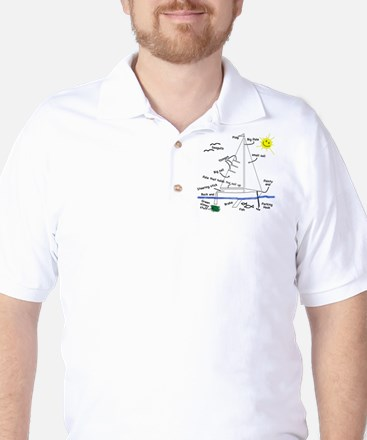 The Well Rigged Golf Shirt