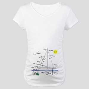 The Well Rigged Maternity T-Shirt
