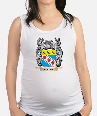 Pullen Coat of Arms - Family Crest Tank Top