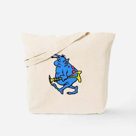 Disgruntled Martian Tote Bag
