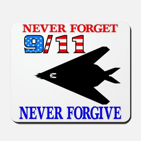 Never Forget 9-11 Never Forgi Mousepad