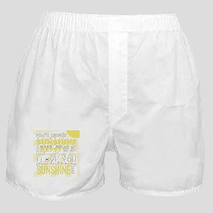 sunshine11 Boxer Shorts