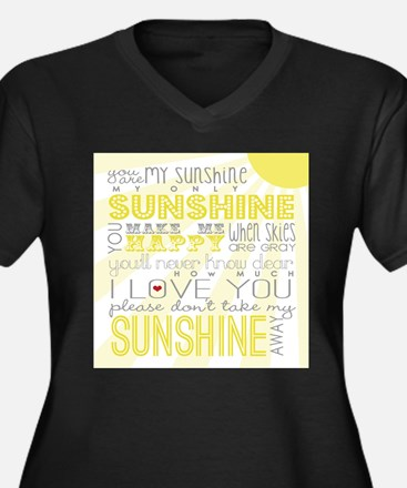 sunshine11 Plus Size T-Shirt