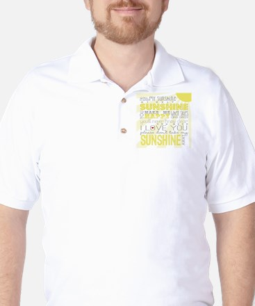 sunshine11 Golf Shirt