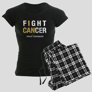 ICANFIGHT_TXOlogo Pajamas