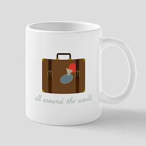 World Luggage Mugs