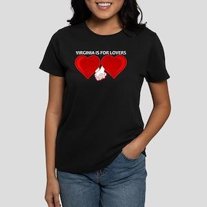 Va is for Lovers white T-Shirt