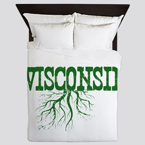 Wisconsin Roots Queen Duvet