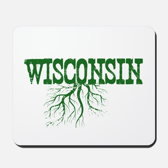 Wisconsin Roots Mousepad
