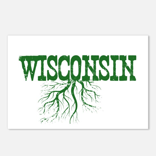 Wisconsin Roots Postcards (Package of 8)