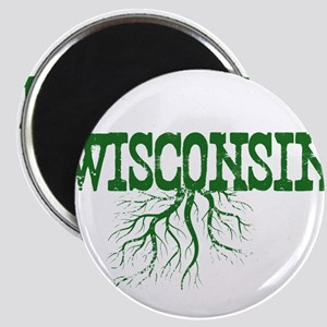 Wisconsin Roots Magnet