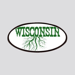 Wisconsin Roots Patches