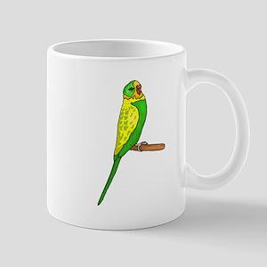 Budgie Bird Mugs