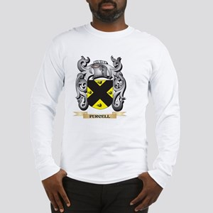 Purcell Coat of Arms - Family Long Sleeve T-Shirt
