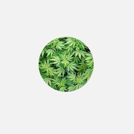 Cannabistic Mini Button