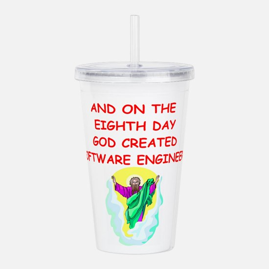 SOFTWARE.png Acrylic Double-wall Tumbler