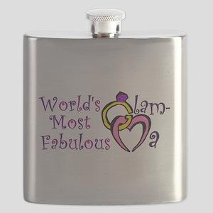 Glam-ma Flask