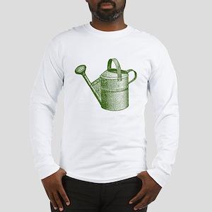 I wet my plants Long Sleeve T-Shirt