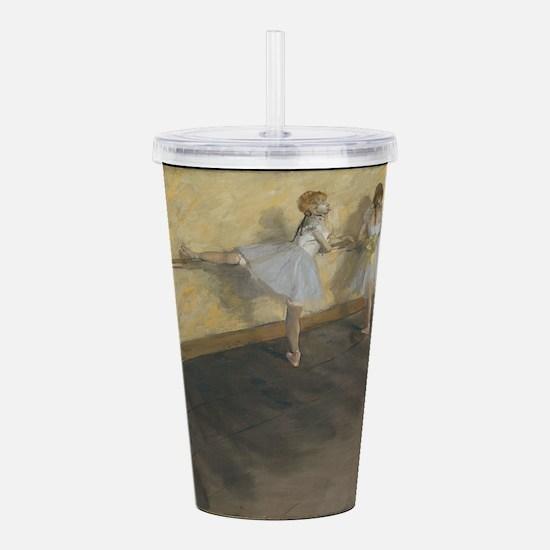 edgar degas ballerina 14 Acrylic Double-wall Tumbl