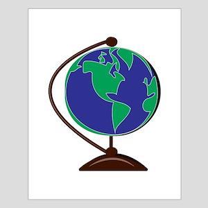 Desk Globe Posters