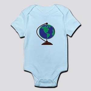 Desk Globe Body Suit