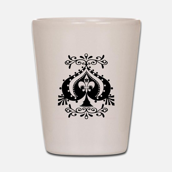 Cute Stacked Shot Glass