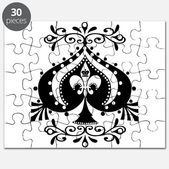 Unique Deck Puzzle