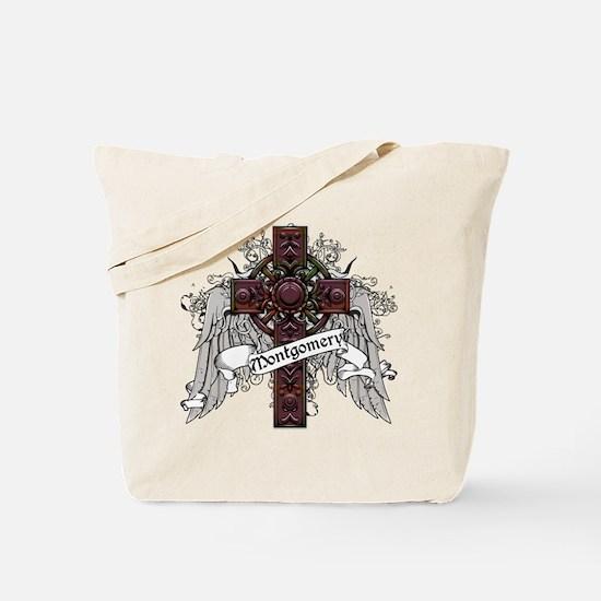 Montgomery Tartan Cross Tote Bag