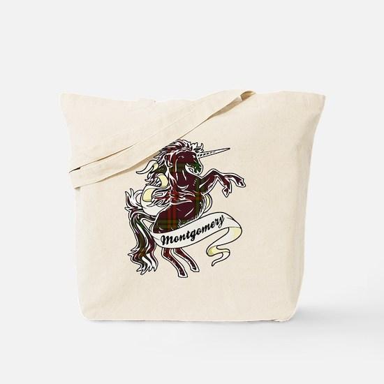 Montgomery Unicorn Tote Bag