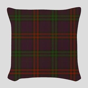 Montgomery Tartan Woven Throw Pillow