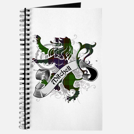 Mitchell Tartan Lion Journal