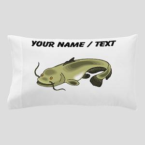 Custom Catfish Pillow Case