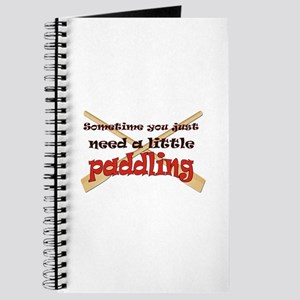 A little paddling Journal