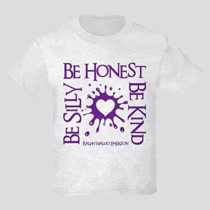 SILLY-HONEST-KIND Kids Light T-Shirt