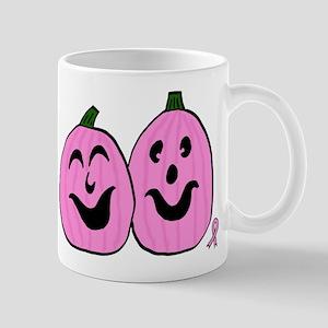 pink-pumpkins Mugs
