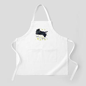 Scottish Terrier Star BBQ Apron