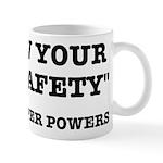 Lab Safety Super Powers Mug