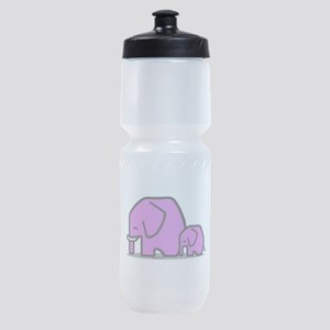 Elephants Sports Bottle