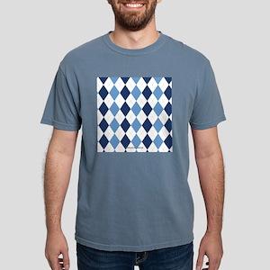 UNC Argyle Carolina Blue Tarheel T-Shirt