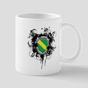 Nitrox Dive Shield (Grunge) Mug