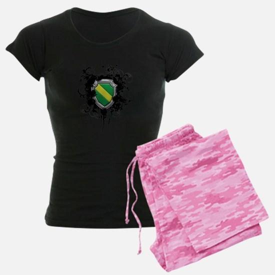 Nitrox Dive Shield (Grunge) Pajamas