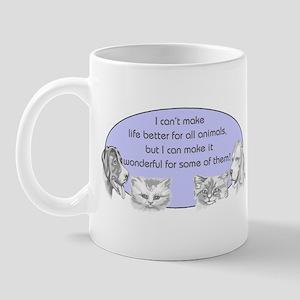 Better Pet Life Mug